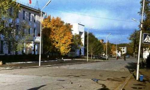 Спасск – Дальний